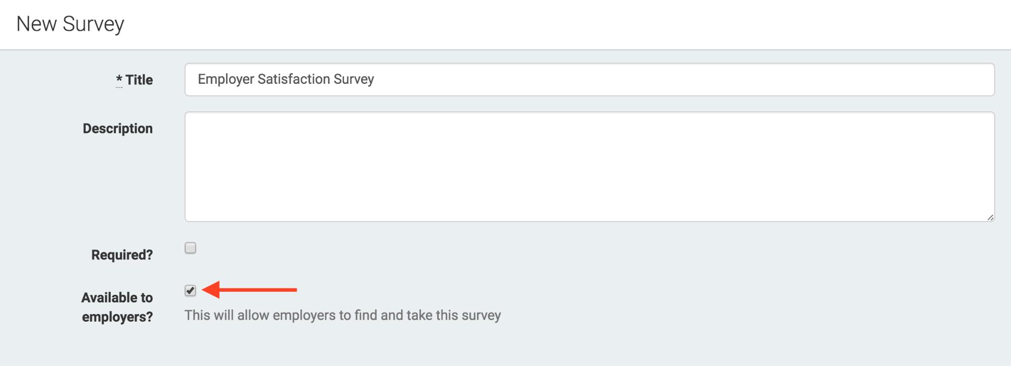 How to send a survey to employers handshake help center falaconquin