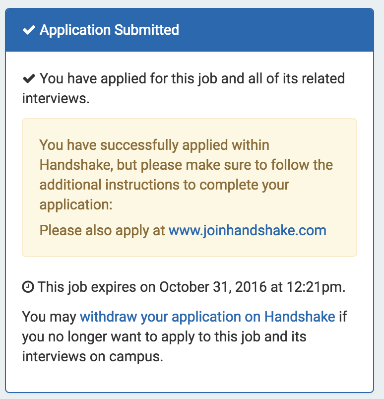 how to withdraw a job or interview application - Why Have You Applied For This Job